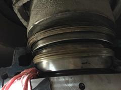 电机轴磨损修复