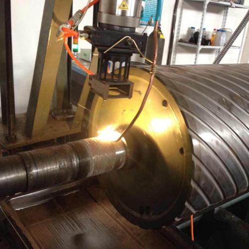 辊筒轴承位磨损激光熔覆修复